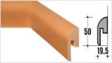 Parador - obvodová lišta SL2 pro skryté vedení kabelů