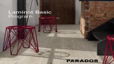 Parador Basic  - nové dekory